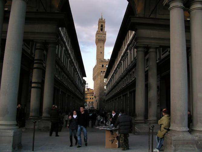 Borgo de Greci appartamenti per vacanze a Firenze: musei, monumenti e stazione dei treni si trovano nelle immediate vicinanze