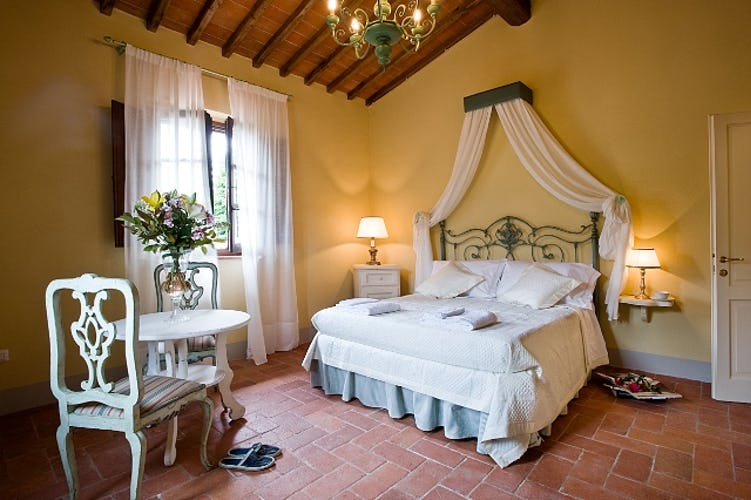 La Ginestra room at Borgo I Vicelli