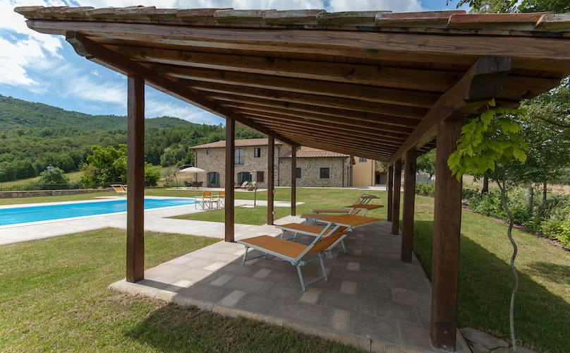 Borgo La Casa, vacation villa rental, young kids will love the games