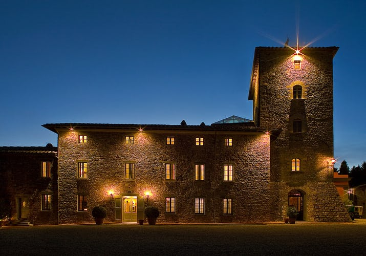 Borgo Scopeto Relais - Twilight