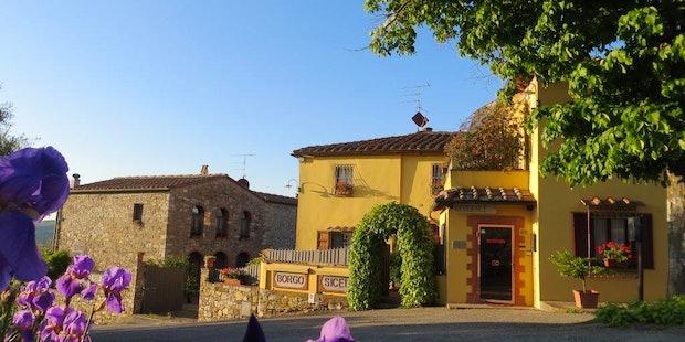 Borgo Sicelle, vacation apartments near Castellina in Chianti