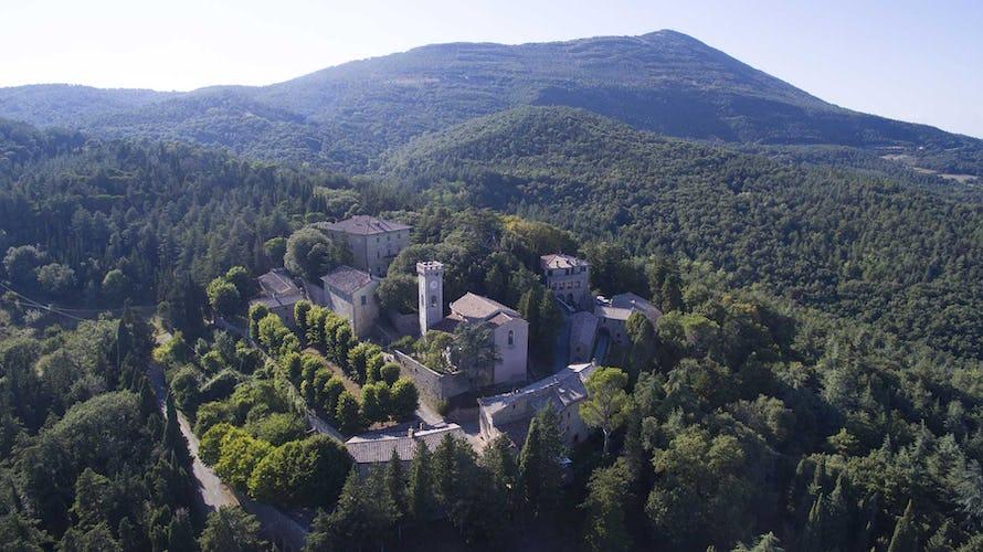 Camporselvoli - On the edge of Tuscany, Umbria and Lazio