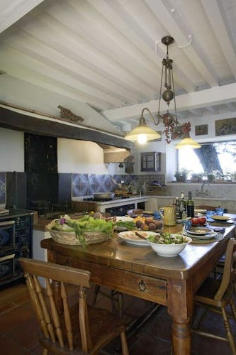 Enjoy cooking with the owner at Candida's Chianti House