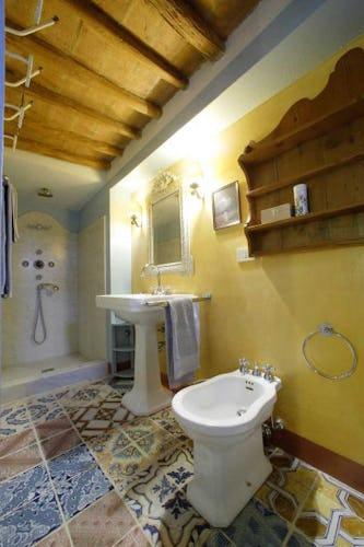Bagni ampi e spaziosi e dotati di ogni comfort