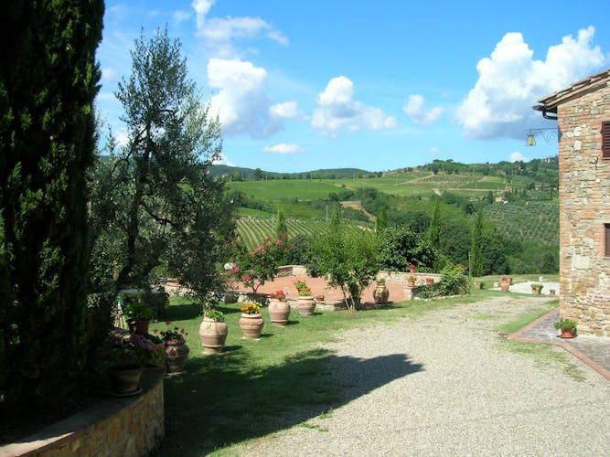 Agriturismo Casa dei Girasoli - Circondato  dal verde a 360 gradi