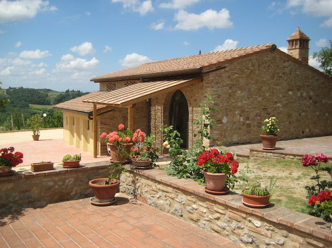 Agriturismo Casa dei Girasoli - Tuscany and the great outdoors