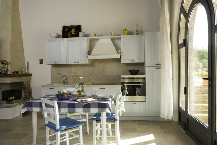Agriturismo Casa dei Girasoli - Nelle cucine degli appartamenti è presente la lavastoviglie