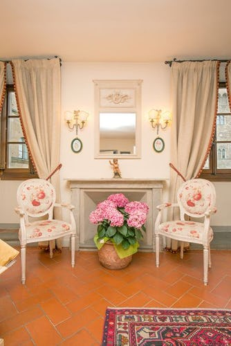 A particular of the Leonardo suite