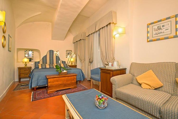 The cozy Cosimo Room