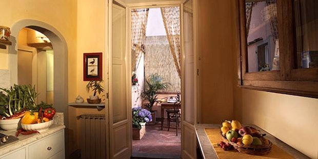 Appartamento casa del Mercato Firenze
