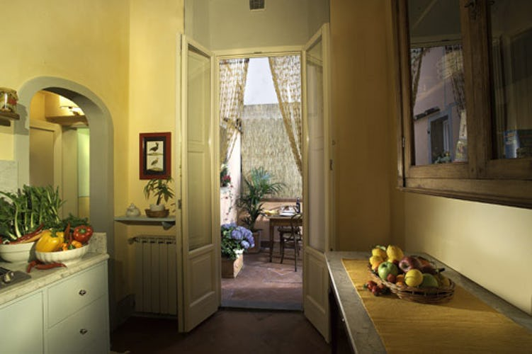 Cucina casa del mercato Firenze