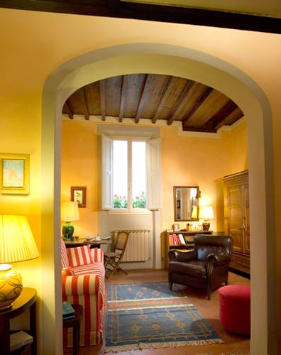 Living Room Florence Casa del Mercato