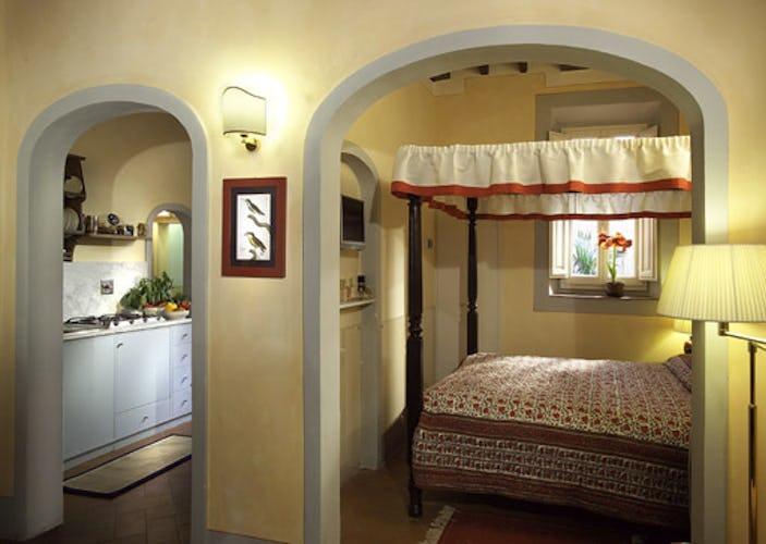 Casa del Mercato bedroom Florence