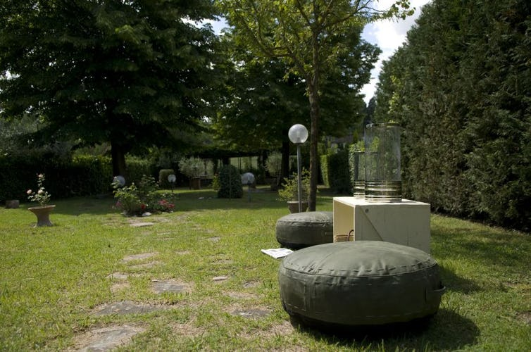 CasaDiMina B&B the relaxing garden