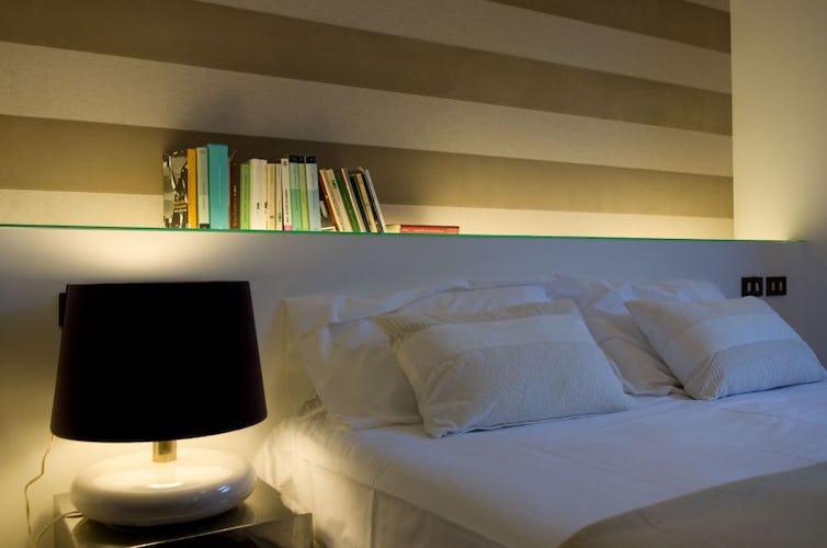 CasaDiMina B&B cosy double bedroom