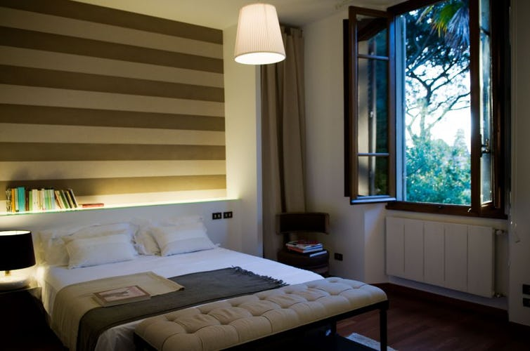 CasaDiMina B&B stlylish double bedroom