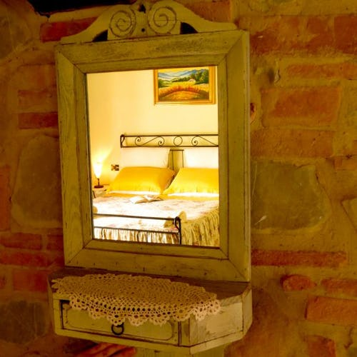 Casa Grimaladi è una caratteristica tenuta toscana in stile country