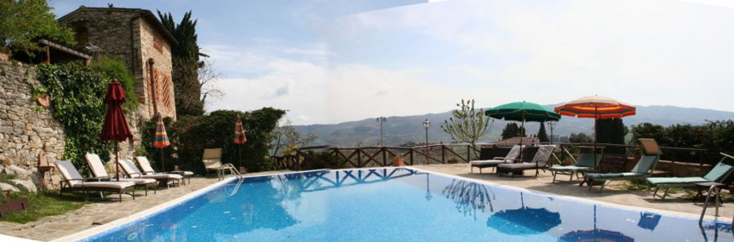 Catch some sun or simply relax in surrounded by this enticing vista