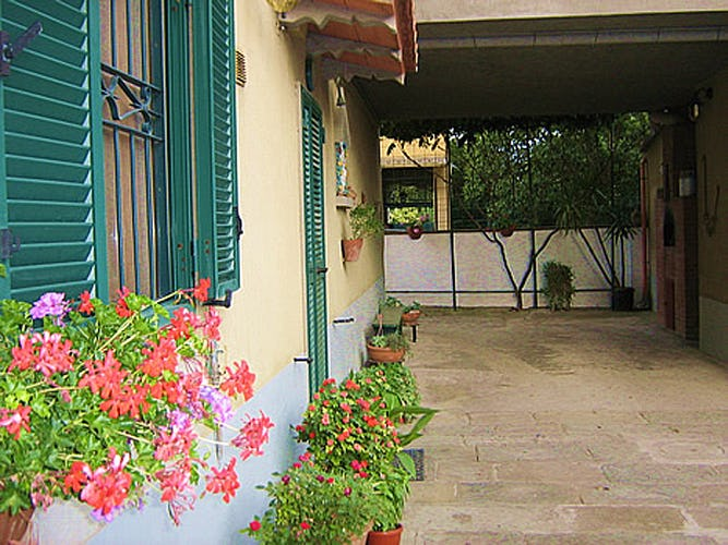 Casa Nigro - Portico