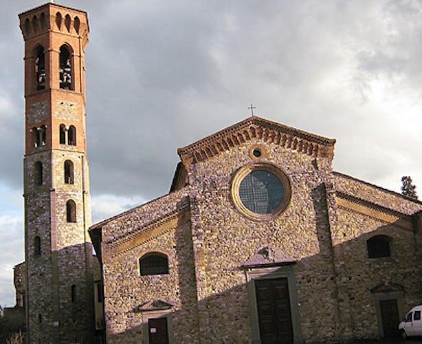 The Badia a Settimo in Scandicci