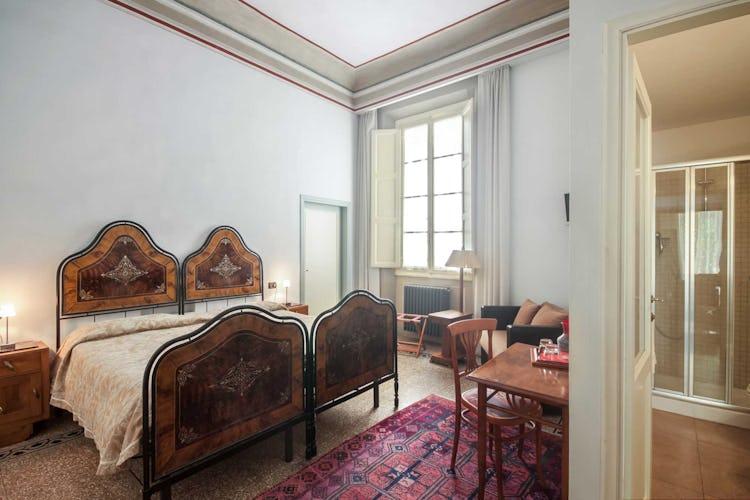 Casa Rovai B&B and Guest House - Letti in bellissimo ferro battuto