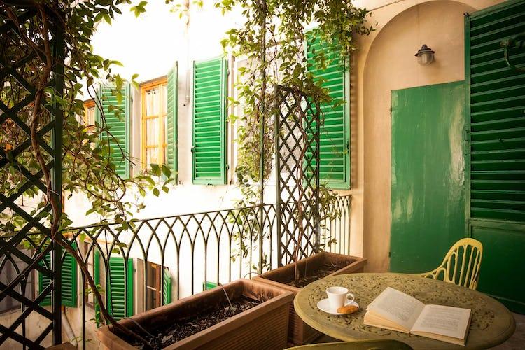 Casa Rovai B&B and Guest House - Terrazza con vista, immersa nella tranquillità pur essendo nel cuore di Firenze