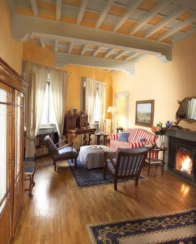Casa Tornabuoni Florence Living room