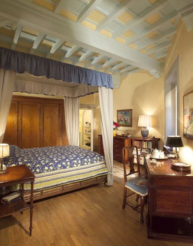 Double room Casa Tornabuoni Florence