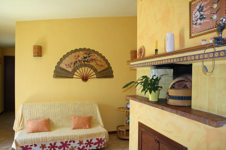 Casa Vacanze i Cipressi: un autentico forno a legna, decisamente caratteristico