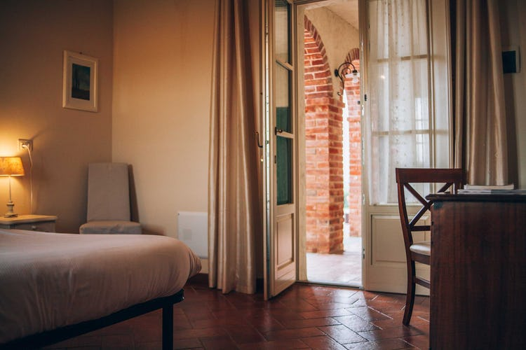 Casale Cardini - Bedrooms with AC