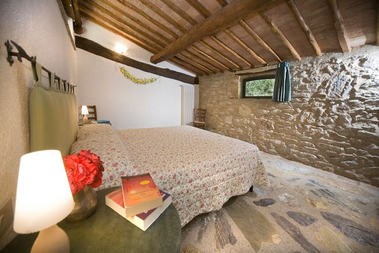 Silence and tranquility reign at Podere Ripostena