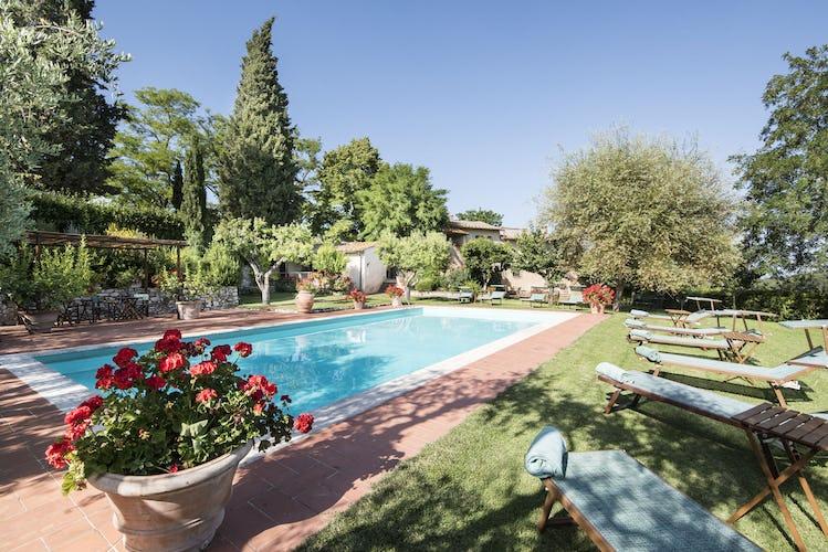San Gimignano Tuscany B&B Casolare di Libbiano