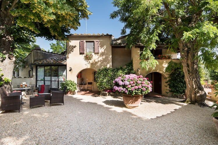 B&B Accommodation near San Gimignano