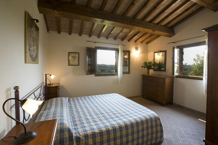 Castellare di Tonda Montaione Double Room