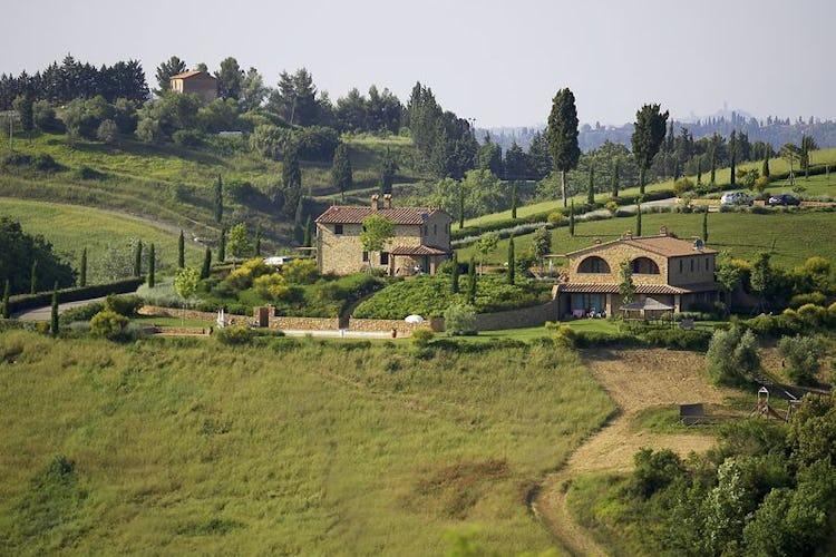 Castellare di Tonda Montaione View