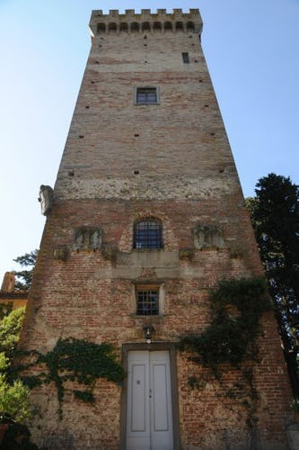 Castello Sonnino Tower