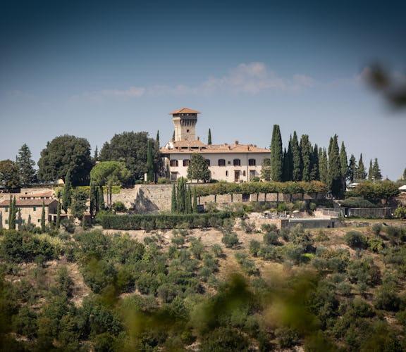Castello Vicchiomaggio: appartamenti per vacanze e suites nel cuore del Chianti Classico