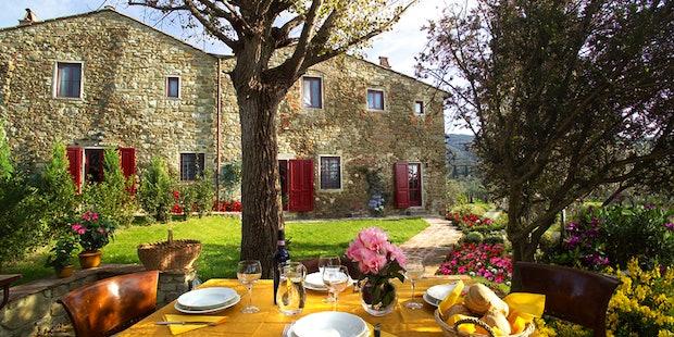 Chianti Suites Apartments near Greve in Chianti