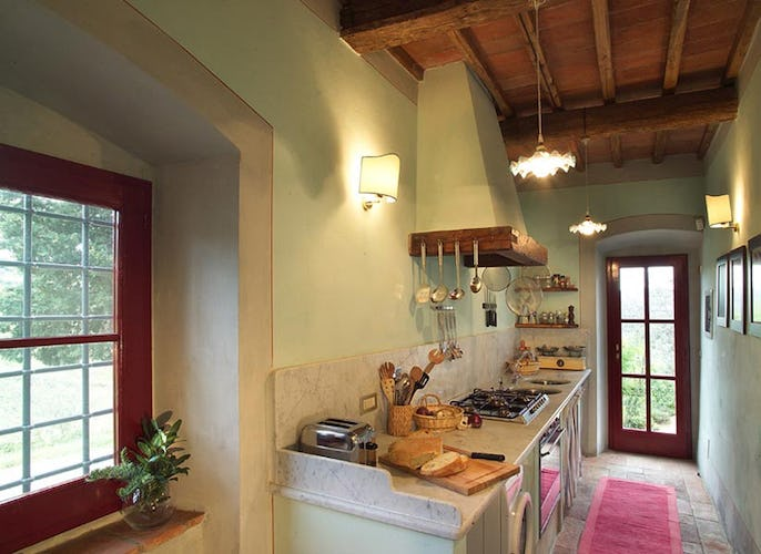 Chianti Suites Apartments for your Holiday vacation near Greve