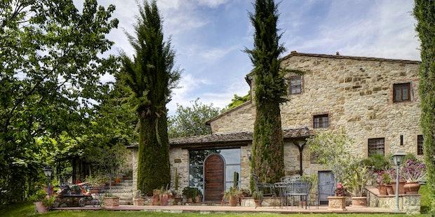 Il Colombaio di Cencio, soggiorno in stile rurale a Gaiole in Chianti