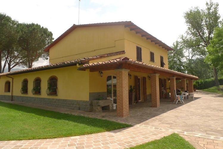 Colonica Poggio Renai -Terrace
