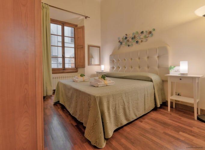 Dimora dei Cerchi: Master Bed room