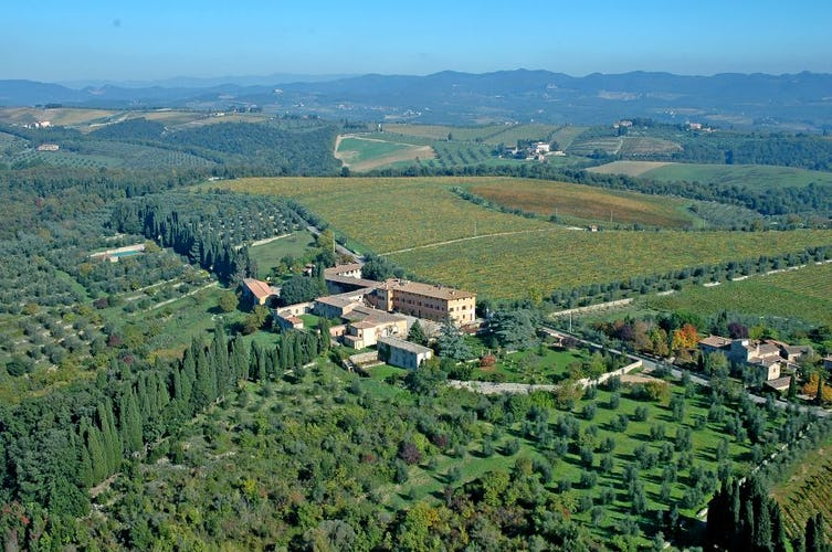 Country Accommodation in Tuscany Catignano
