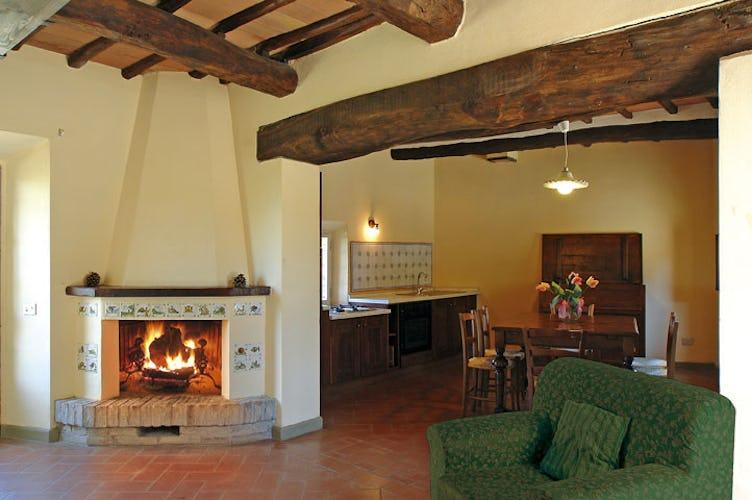 Cosy Apartment for Rent at Fattoria di Catignano