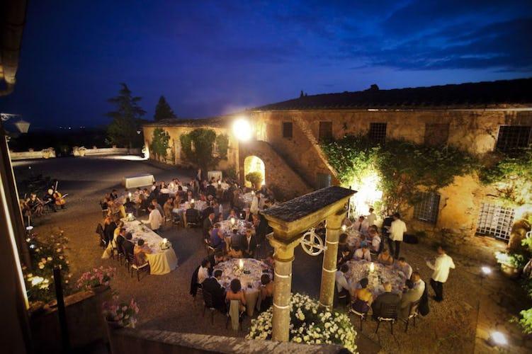 Venues at Fattoria di Catignano in Chianti