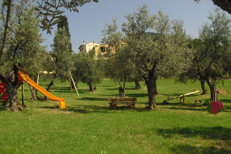 Fattoria di Maiano: kid friendly park and gardens