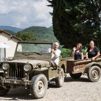 Meet Caterina and Riccardo, owners of Fattoria I Ricci
