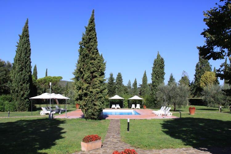 Fattoria Pagnana: Fun poolside adventure in Tuscany