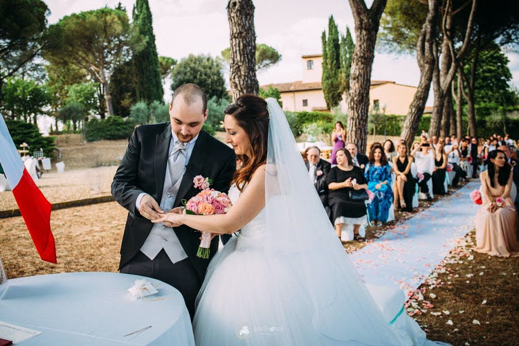 Fattoria Pagnana: Plan your Destination Event in the spacious gardens & reception rooms