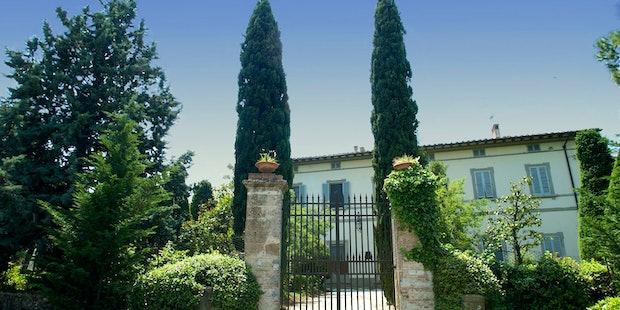 Villa Poggio Arioso